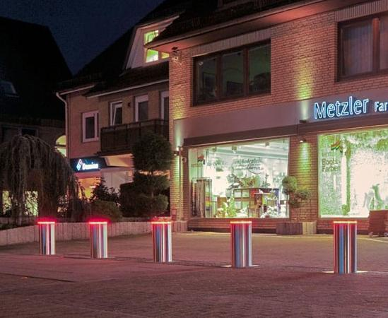 Poller elektrisch aus  Bonn